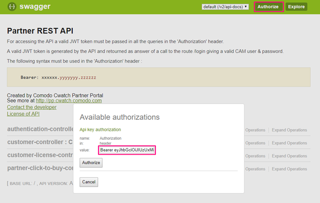 Partner Portal API - Integration Guide